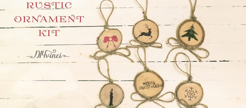 Rustic Ornament Instructions